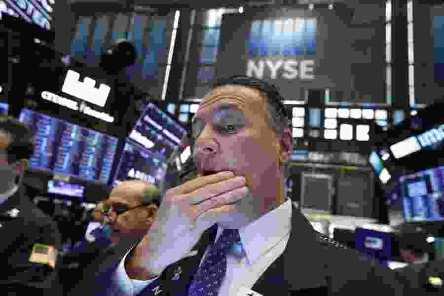 Escalating U.S.-China trade war sends stocks plunging