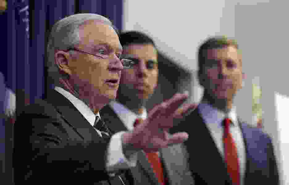 Albert R. Hunt: Trump wants one thing from a new attorney general