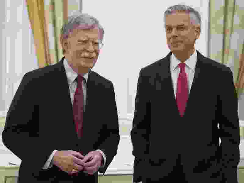 Letter: Huntsman was wise to resign as ambassador to Russia
