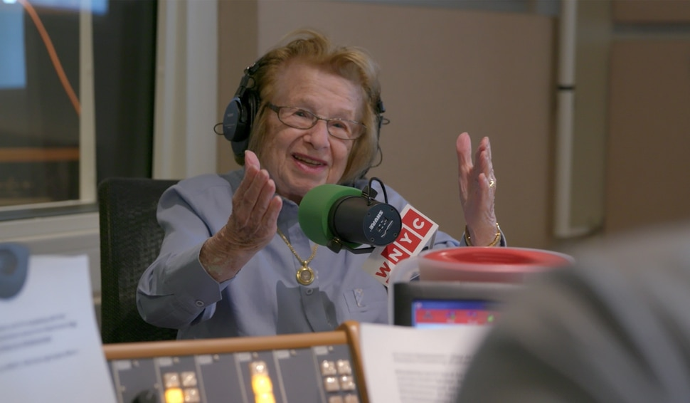 (David Paul Jacobson | courtesy Sundance Institute) Sex therapist Dr. Ruth Westheimer is profiled in Ryan White's Ask Dr. Ruth, an official selection in the Documentary Premieres Program of the 2019 Sundance Film Festival.