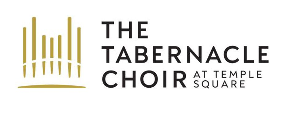 (Image courtesy of The Church of Jesus Christ of Latter-day Saints) New logo for The Tabernacle Choir at Temple Square, Thursday, April 23, 2020.