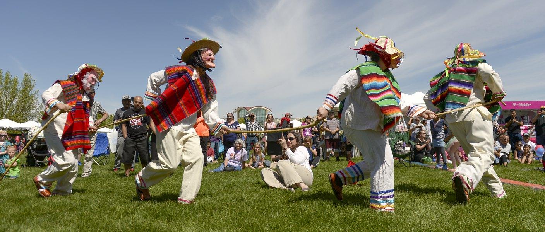 Cinco De Mayo Celebration Fills Centennial Park The Salt Lake Tribune