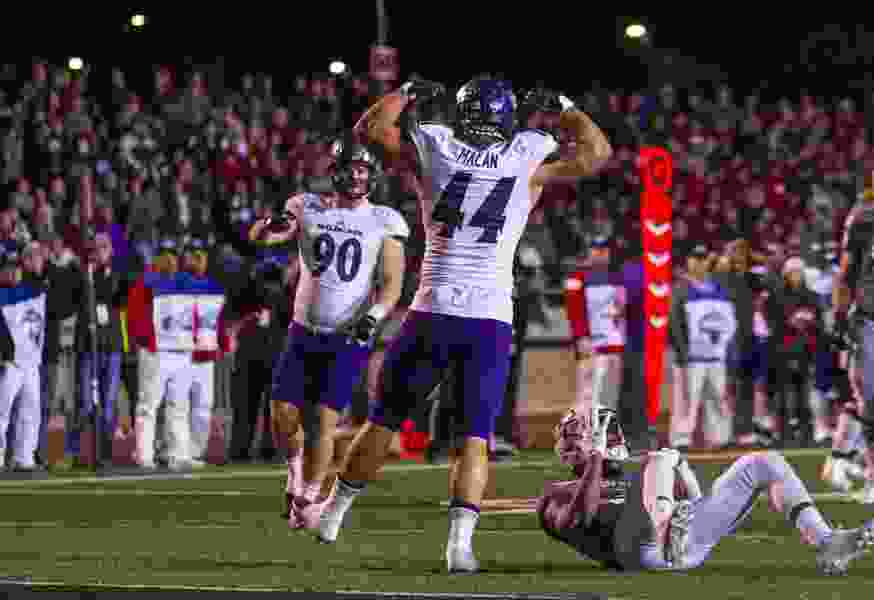 Weber State beats Southern Utah 30-13 to advance to FCS quarterfinals