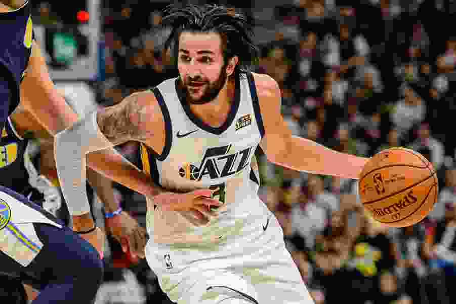 Ricky Rubio's adjustment to the Jazz is taking a little longer than anticipated