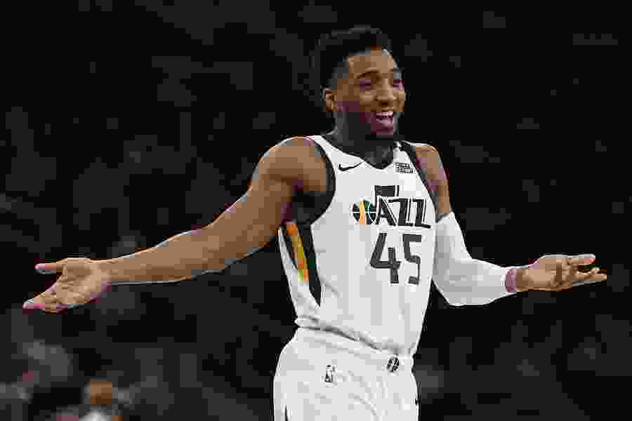 Utah Jazz's Donovan Mitchell on coronavirus: 'The scariest part about this virus is that you may seem fine'