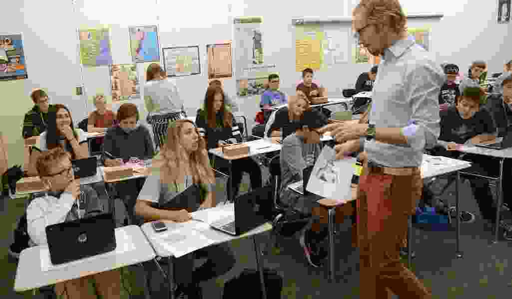 Tribune Editorial: There's more to a grade than test mastery