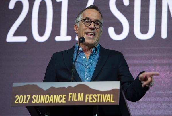 Rick Egan   The Salt Lake Tribune Sundance Film Festival director John Cooper makes a few comments at the 2017 Sundance Film FestivalÕs Awards Ceremony, Saturday, January 28, 2017.