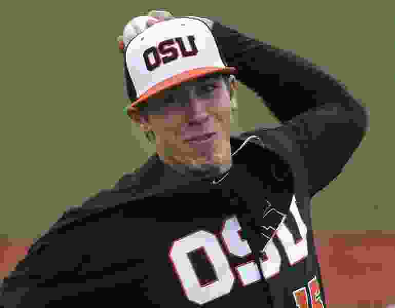 Oregon State pitcher who pleaded guilty to molesting niece gets passed over in draft