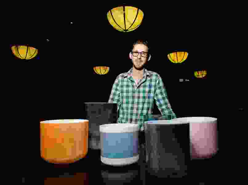 Singing bowls will add to Utah Chamber Artists' collage of sound
