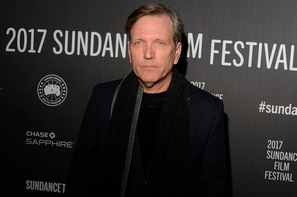 "Trent Nelson | The Salt Lake Tribune Actor Martin Donovan at the premiere of the film ""Rememory,"