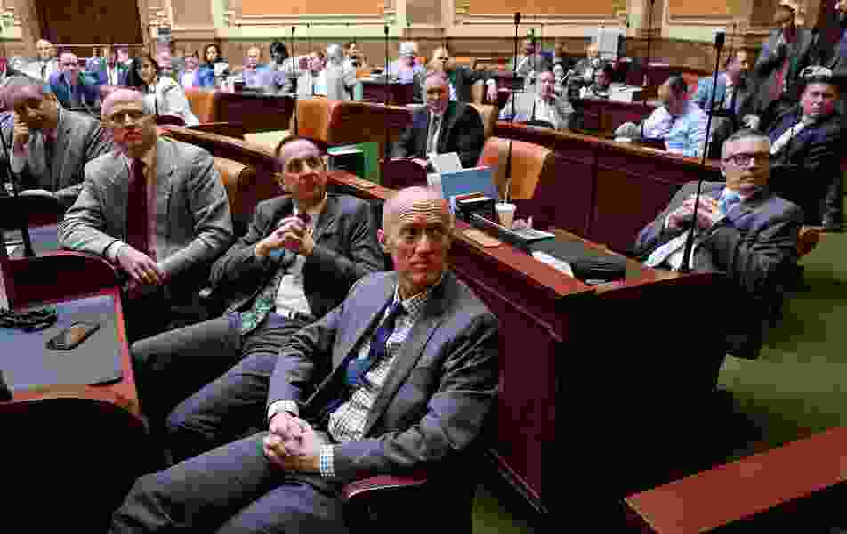 Letter: Legislature should leave initiatives alone
