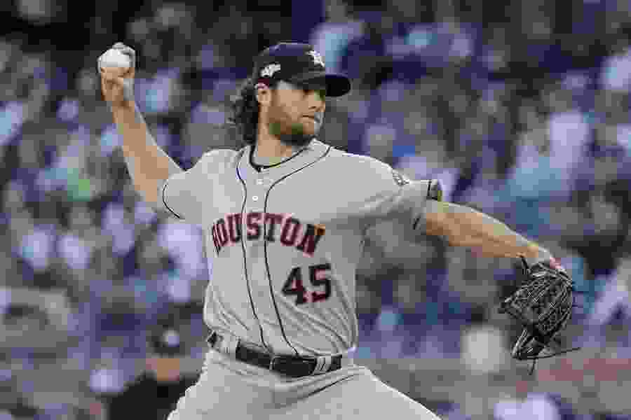 Hot Cole, Astros face Scherzer, Nats in World Series opener on Tuesday