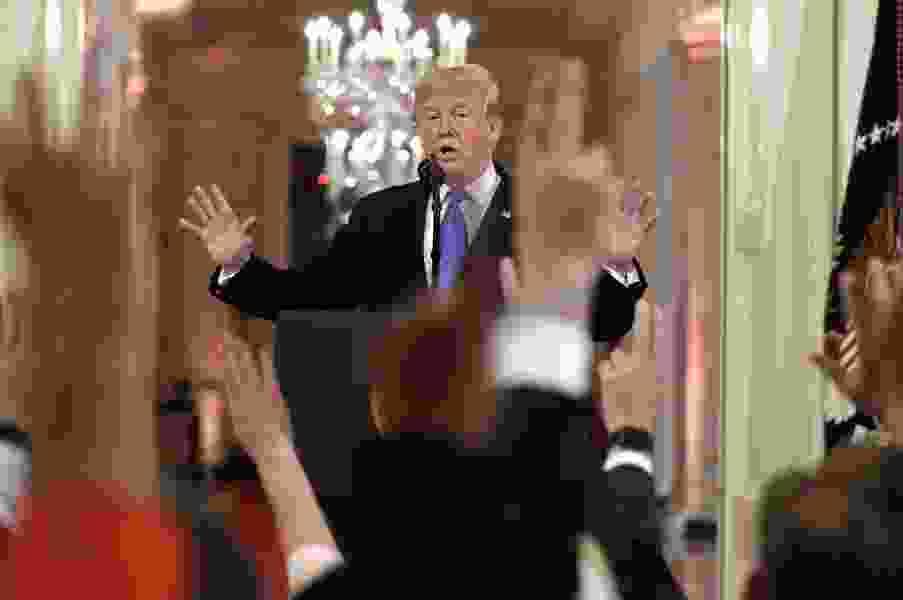 E.J. Dionne: How Trump lost