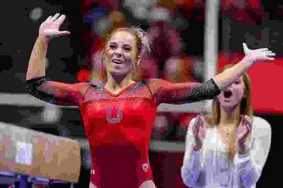 Utah's MyKayla Skinner was the Pac-12's dominant gymnast last year. What will she do for an encore?
