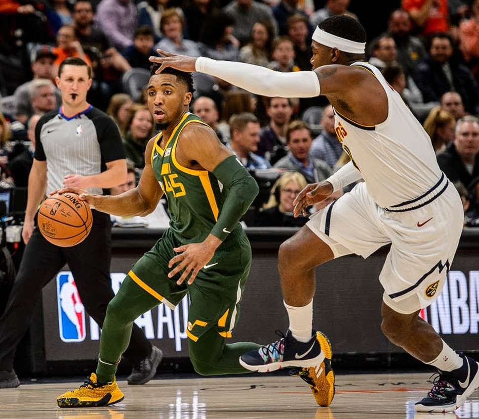 Jazz Fight Off The Denver Nuggets, 114-108, In A Game With