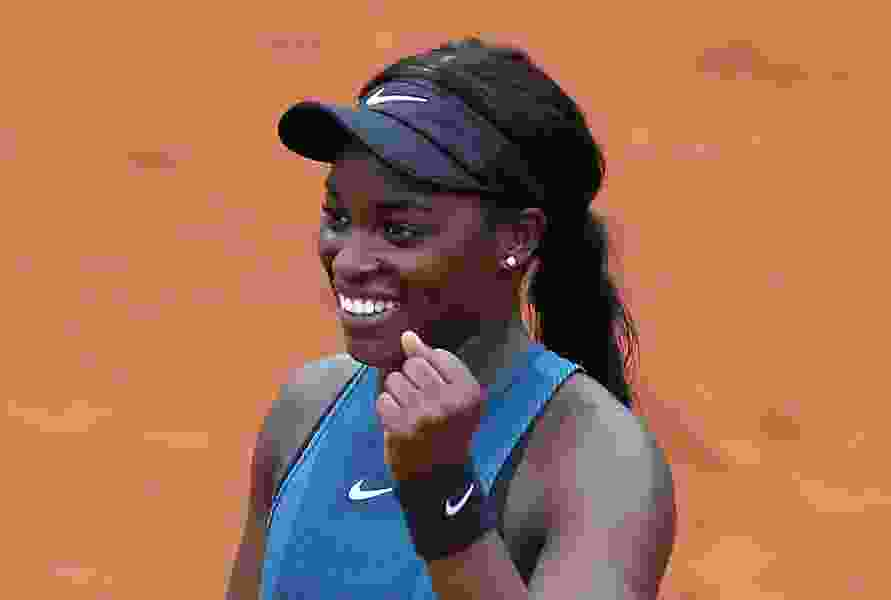Sloane Stephens, Madison Keys to reprise US Open final in French Open semis