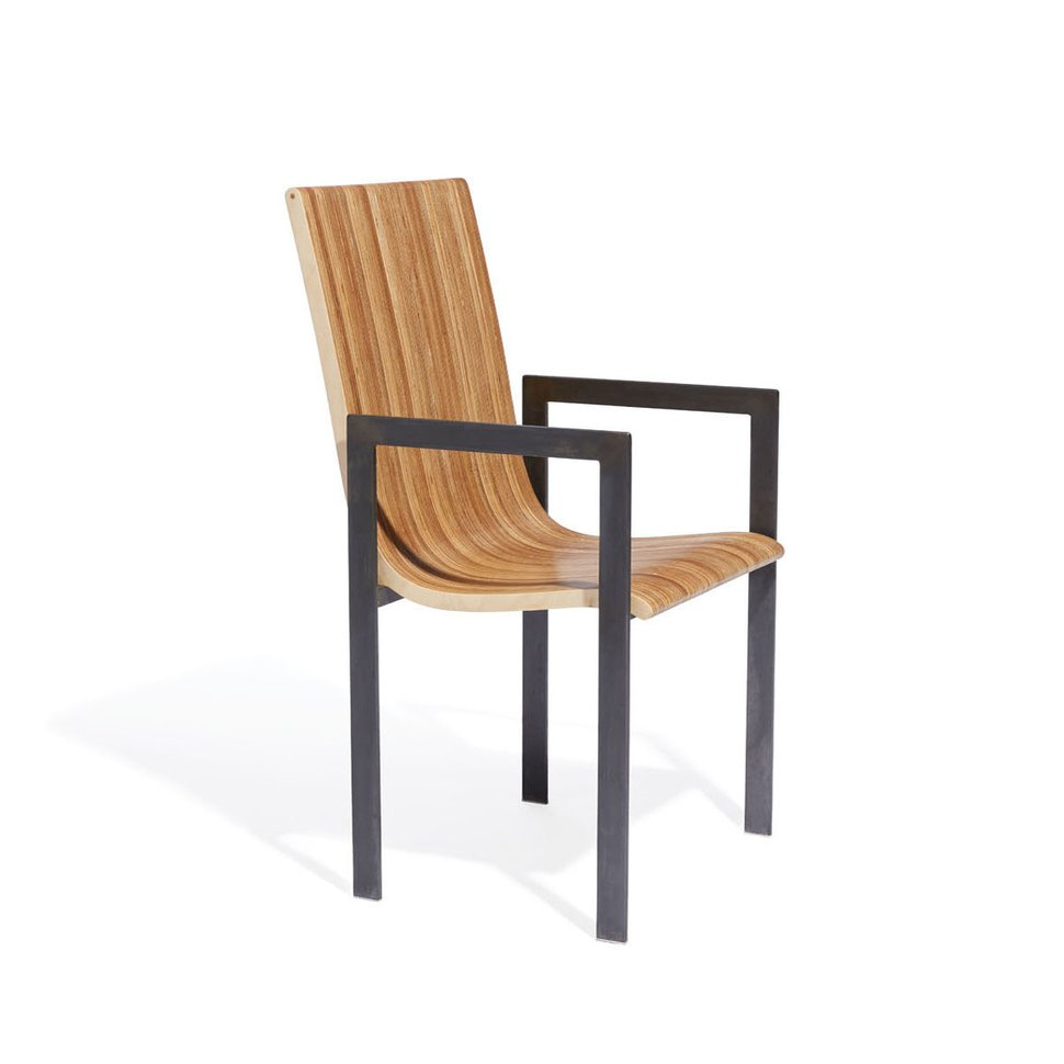 (Image courtesy of Utah Design Exhibit) Furniture, like this modern chair by Salt Lake City designer Eric Jacoby, will be highlighted in the Utah Design Exhibit, running Friday through Sunday, Oct. 11-13, at Trolley Square — one of the events in Salt Lake Design Week.