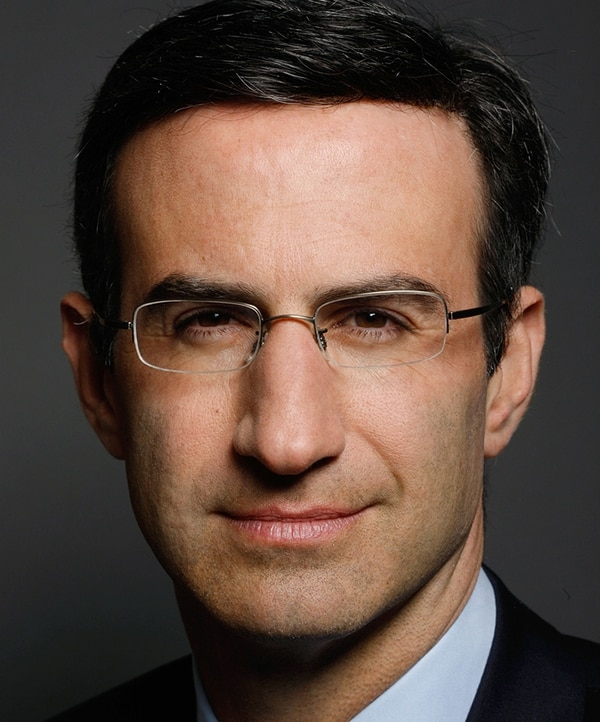 Peter ORSZAG | Bloomberg News