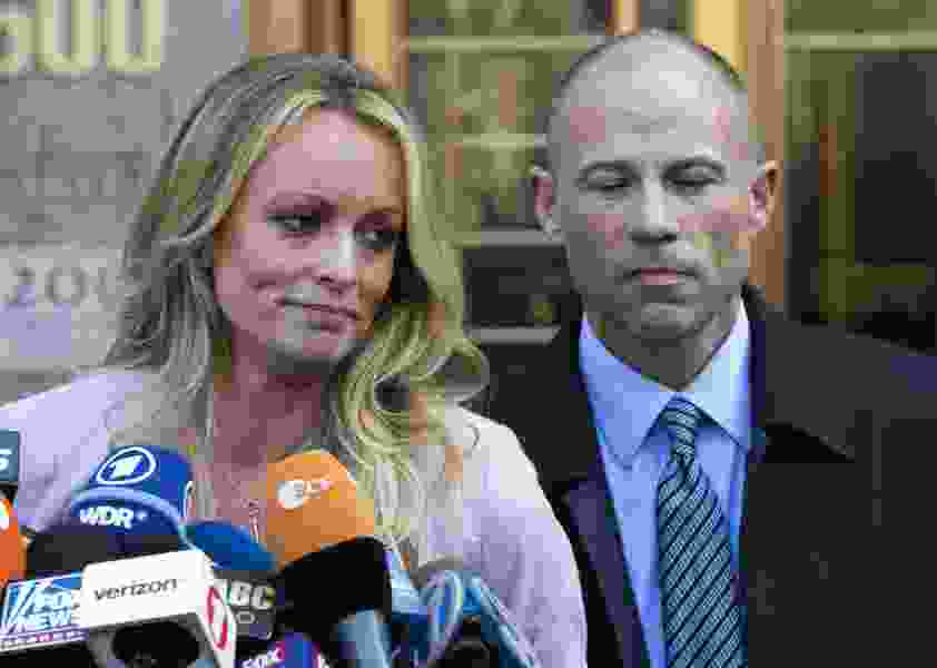 Rich Lowry: Just tell the truth about Stormy Daniels