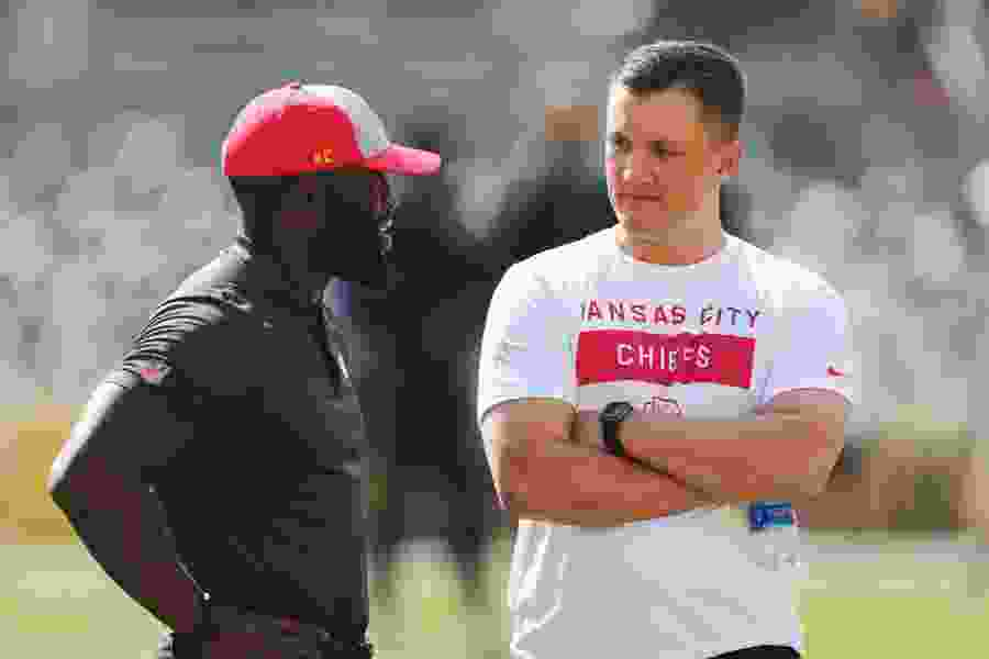 Like grandfather, like father, like son: Alex Whittingham keeping family's tradition alive as he begins coaching career in NFL with Chiefs