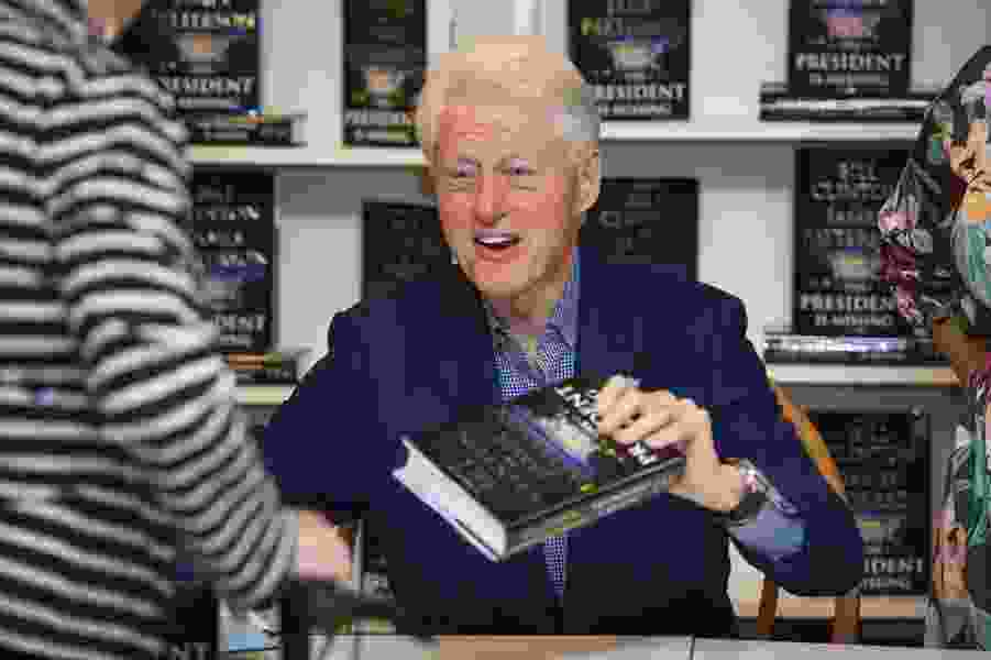 Monica Hesse: The enduring Bill Clinton dilemma