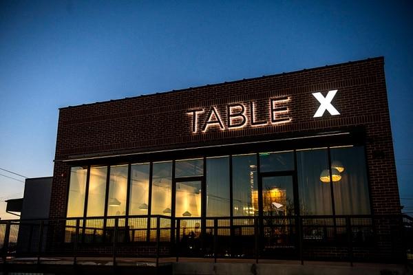 (Chris Detrick | The Salt Lake Tribune) Table X.