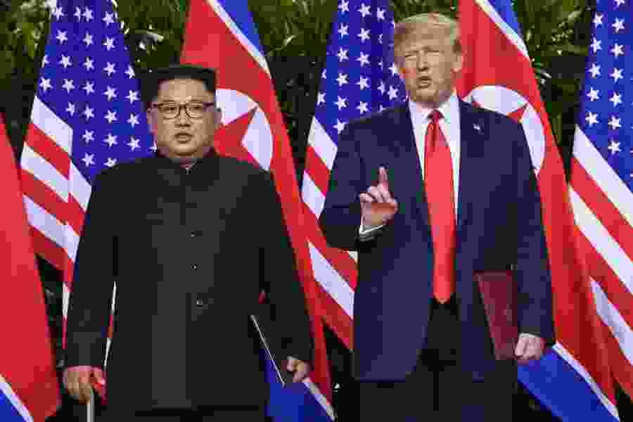 Ishaan Tharoor: Is Trump gaslighting the world on North Korea?
