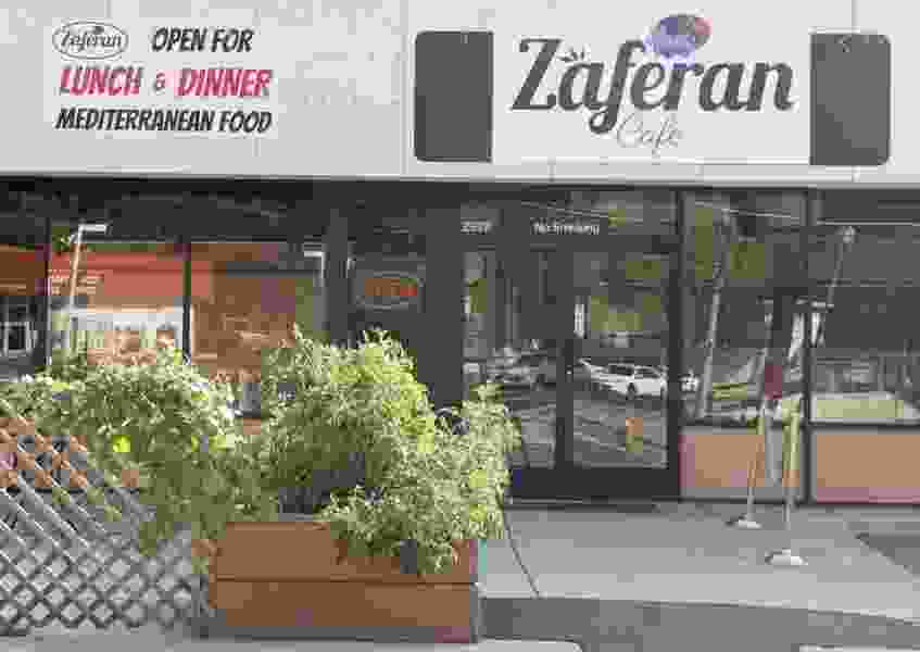 Restaurant review: Start your Persian immersion with zesty fare at Zaferan Cafe in Cottonwood Heights