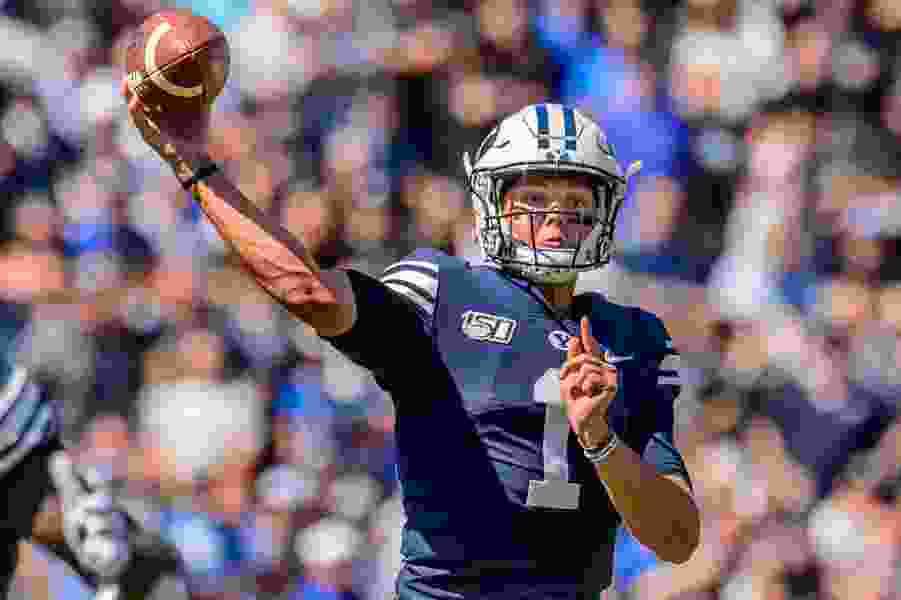 BYU was looking at an uphill climb in 2020, then the pandemic hit. The Cougars now appear poised for a big season.