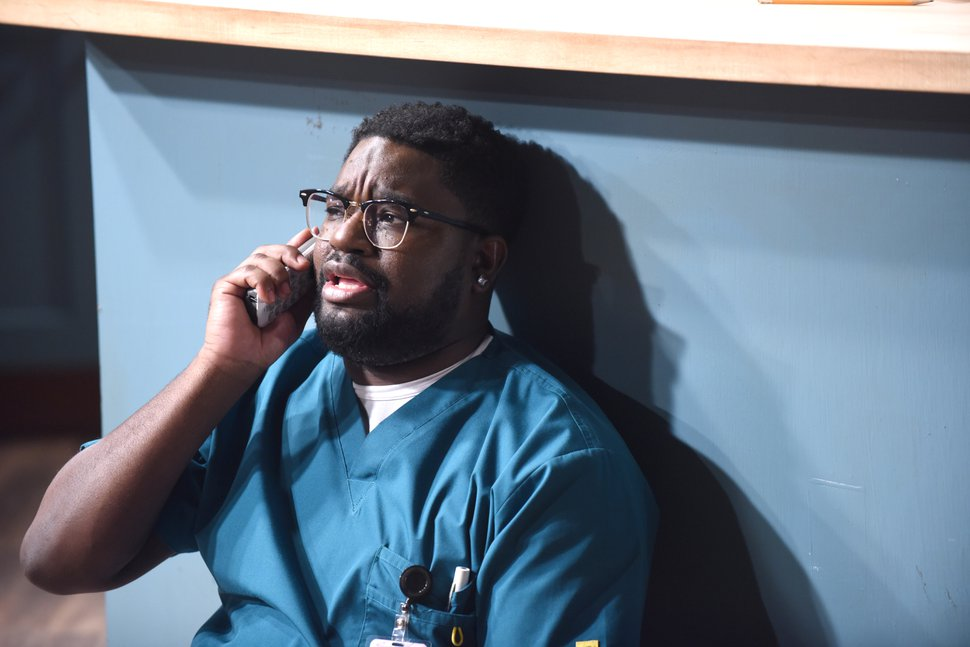 """(Photo courtesy of Ray Mickshaw/Fox) Lil Rel Howery stars as a fictionalized version of himslf in the new sitcom """"Rel."""""""