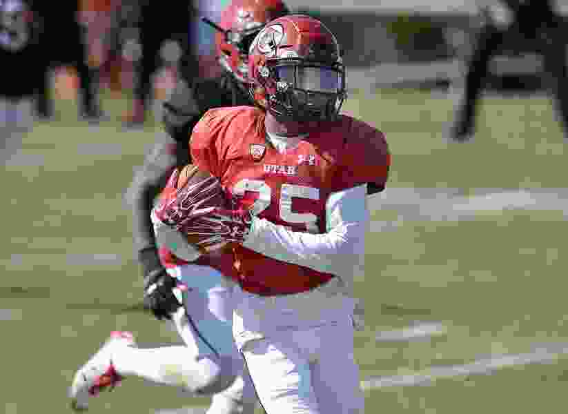 Utes offense grabs upper hand early in second spring scrimmage