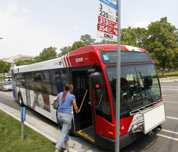 Schedule Changes Coming Sunday To Uta Bus Rail Lines