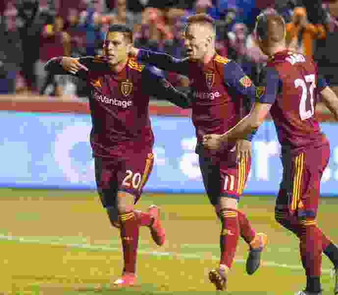 "Real Salt Lake is ""a fun team to watch"" in 2-1 victory over the Vancouver Whitecaps"