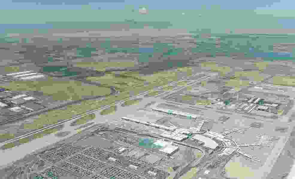 Public expresses skepticism as inland port board plan promises sustainable development