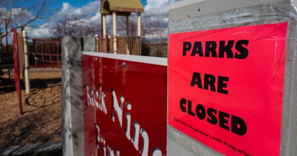 How Utah S Coronavirus Restrictions Differ By County The Salt Lake Tribune