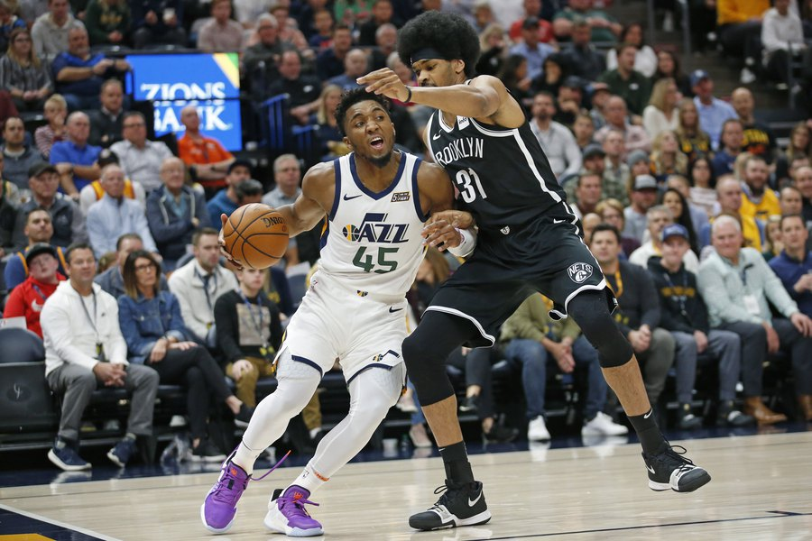 Utah Jazz want to push the pace to get easier shots, both inside and out