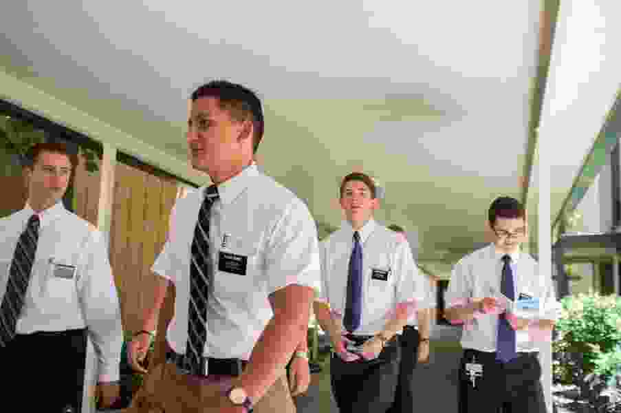 Church unveils 16 new questions for prospective Mormon missionaries to ensure they are ready, worthy and able to serve
