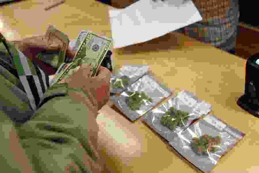 Gains, growing pains mark California's first year of legal marijuana