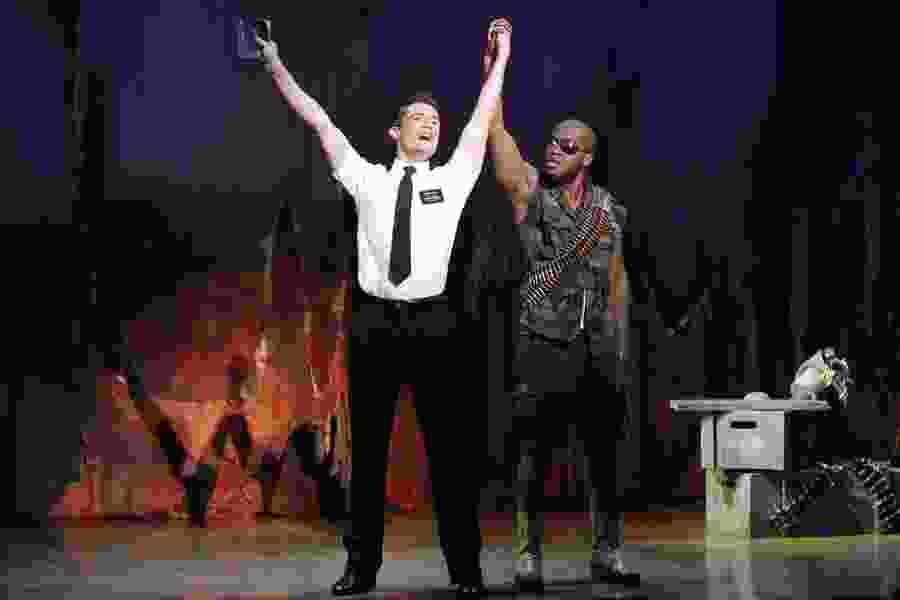 This week in Mormon Land: 'The Book of Mormon,' like 'Hamilton,' may reach TV; the richest church; a first for the 'First Vision'