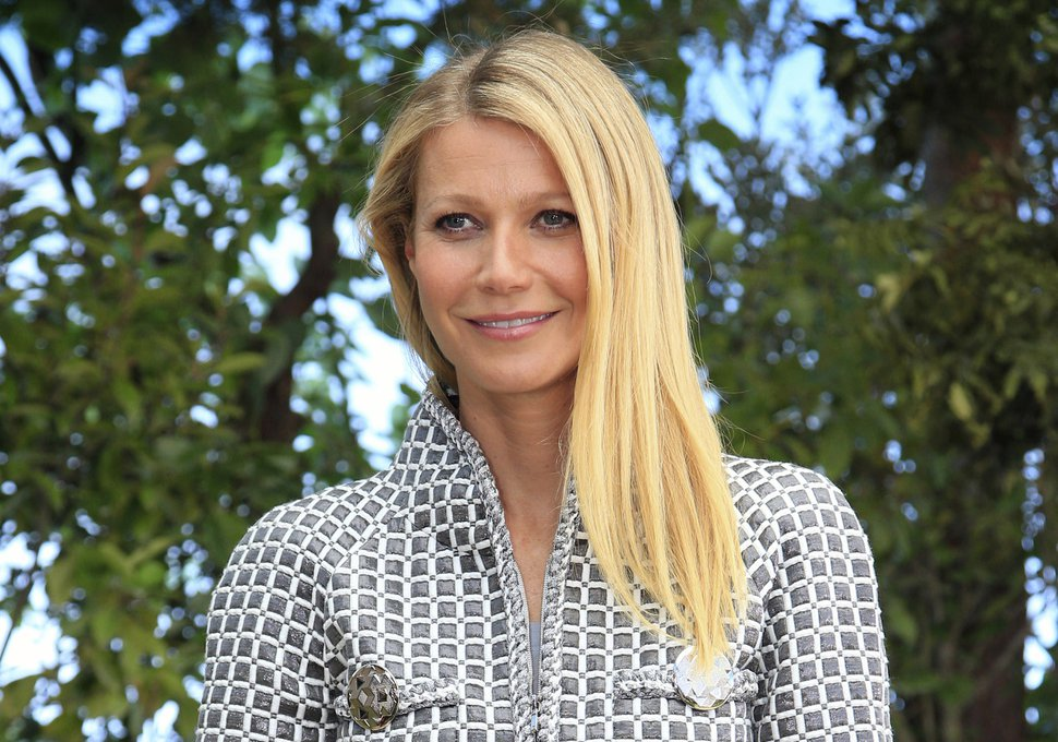 (Thibault Camus | Associated Press file photo) In this Jan. 26, 2016, file photo, Gwyneth Paltrow poses for photographers before Chanel's Spring-Summer 2016 Haute Couture fashion collection in Paris. A Utah man filed a lawsuit Tuesday, Jan. 29, 2019, accusing Paltrow of causing him brain injuries and broken ribs when she crashed into him at the Deer Valley Ski Resort in Park City, Utah in 2016.