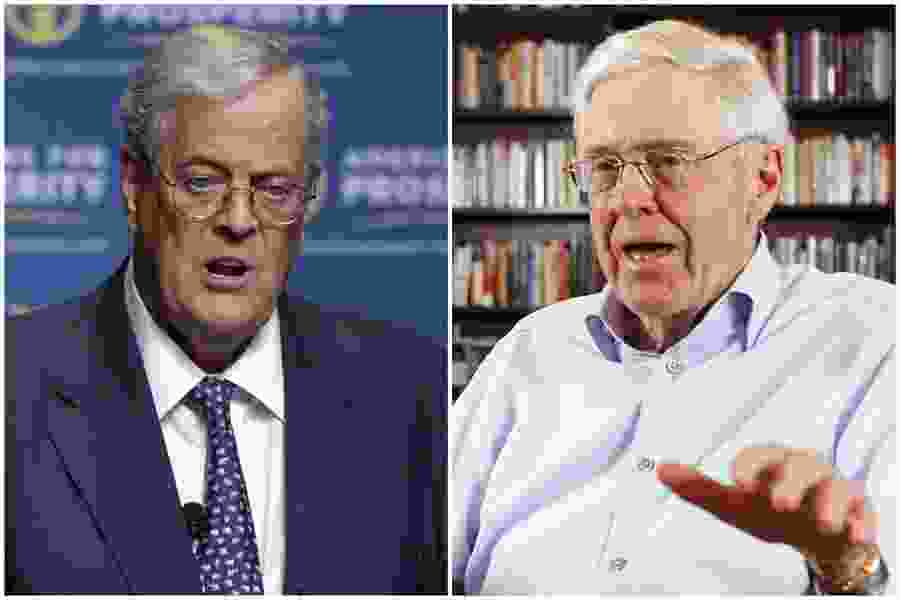 Political Cornflakes: President Trump turns his Twitter wrath on the Koch brothers