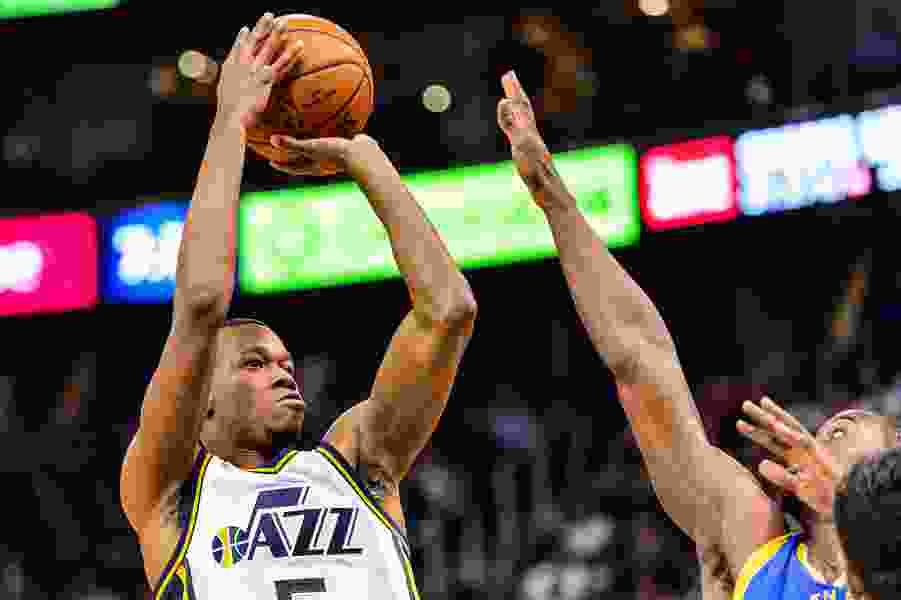Utah Jazz podcast: Are there shades of Hayward in the Rodney Hood extension talks?
