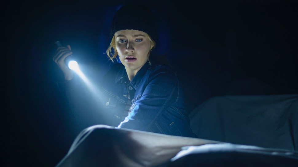 "(Photo courtesy Robert Falconer | The CW) Kennedy McMann stars as the title character in ""Nancy Drew."""