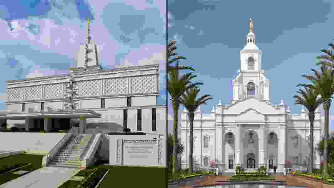 This week in Mormon Land: The women who brought about temple changes, the latest from the Russian front, historic downsizing in Mexico