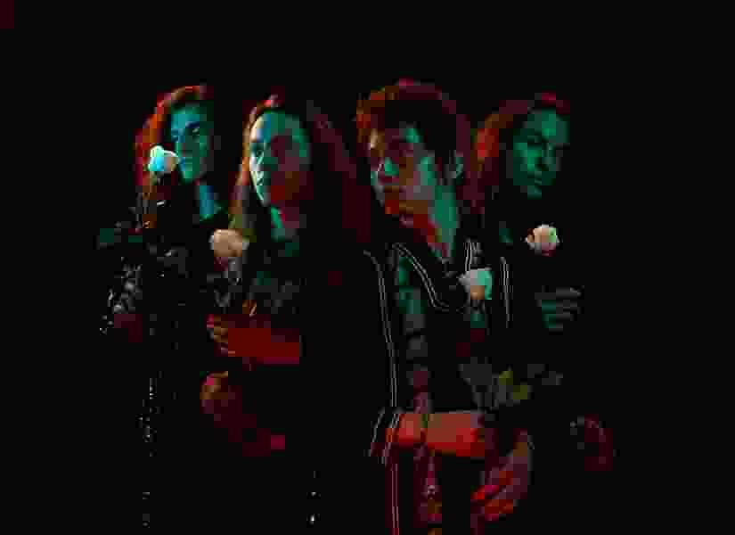 Greta Van Fleet — buoyed and burdened by Led Zeppelin comparisons — is bringing its 'swirling chaos' to Salt Lake City