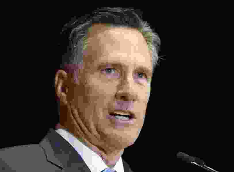 Commentary: Help us, Mitt Romney. You're our only hope