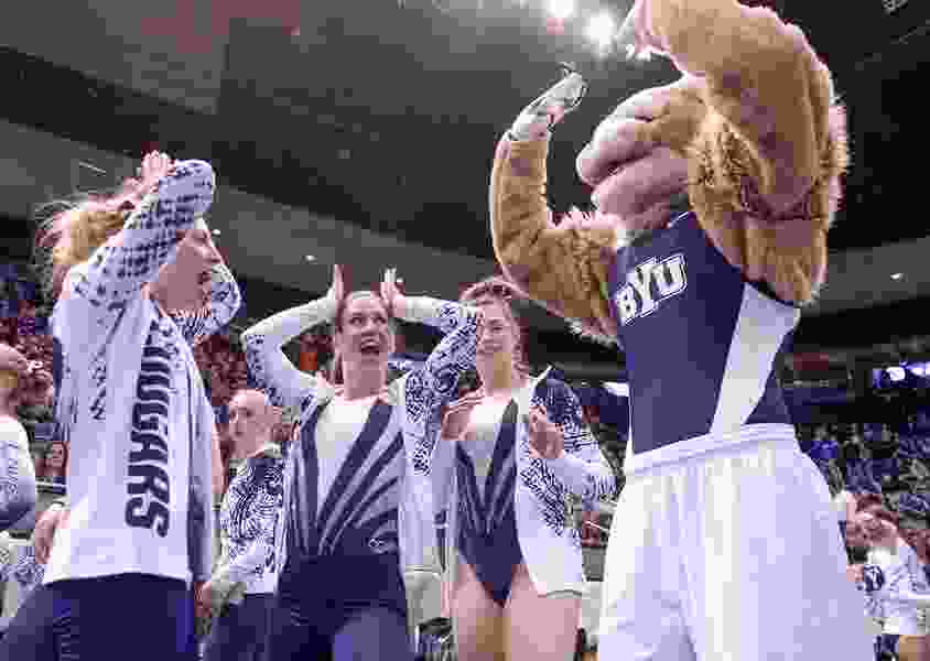 Boise State favored, but BYU will have home floor advantage when Cougars host the Mountain Rim Gymnastics Championships on Saturday