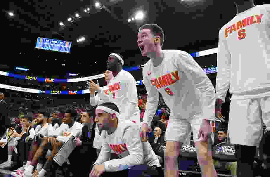 Utah will make a little money hosting the NCAA Tournament at Vivint Arena, but the school values the experience and the national exposure more