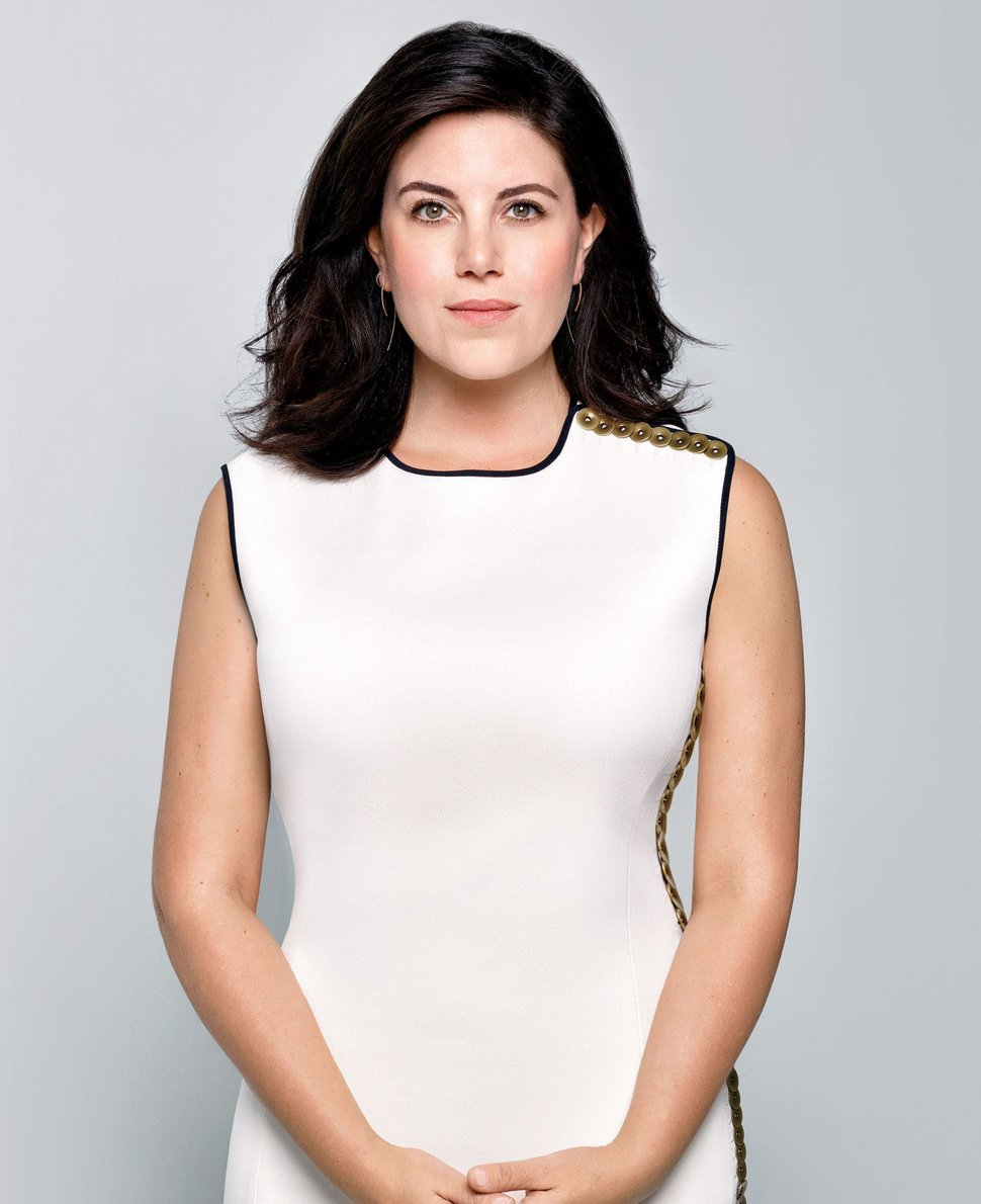 (Courtesy) | Monica Lewinsky spoke at the Park City Institute on Jan. 6.