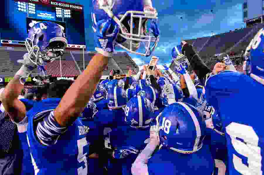 Kragthorpe: Bingham's old-school style is good enough for 6A title over East